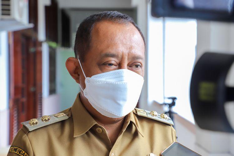Wakil Wali Kota Surabaya Armuji