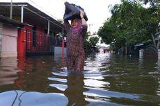 Korban Terdampak Banjir di Samarinda Sudah Mencapai 47.281 Jiwa