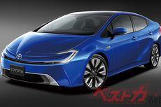 Toyota Siapkan Prius Berbahan Bakar Hidrogen