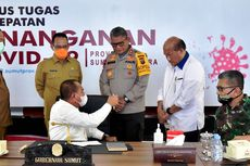 Sofyan Djalil Akomodasi Tuntutan Petani Sumut yang Jalan Kaki Temui Presiden