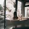 Manfaat Memiliki Kamar Mandi di Luar Ruangan dan Cara Menatanya
