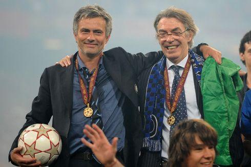 Jose Mourinho ke AS Roma, Ini Kata Massimo Moratti