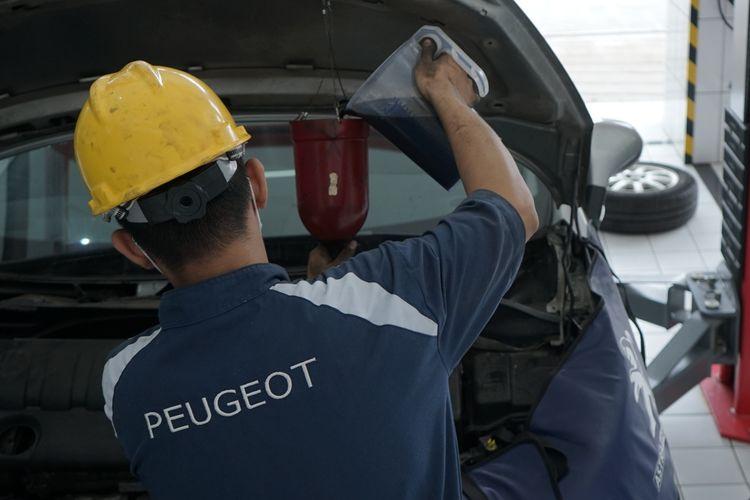 Bengkel Peugeot