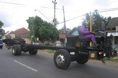 Mengenal Sasis Potong Pada Bus AKAP, Punya Bagasi yang Tembus