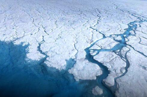 Mencairnya Lapisan Es dan Pengaruhnya bagi Indonesia