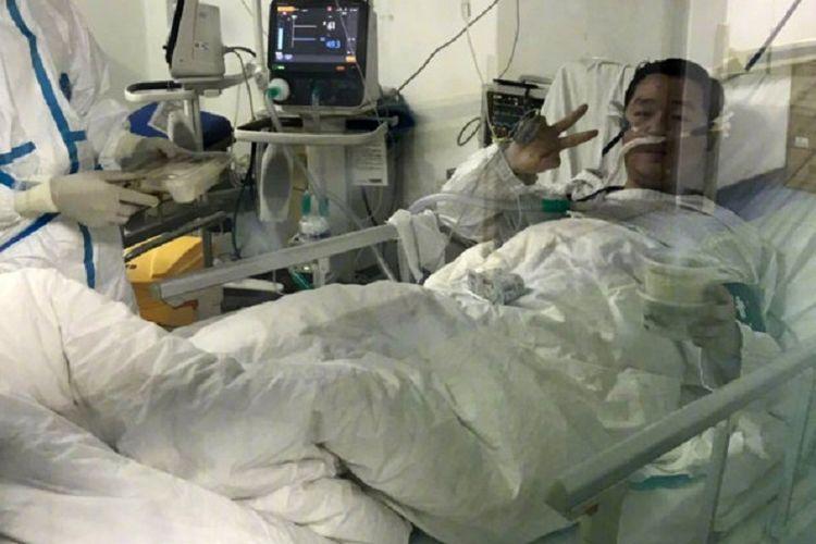 dokter Peng Yinhua. (weibo)