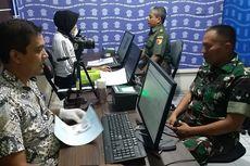 Polisi Gresik Berikan Perpanjangan SIM Gratis untuk Anggota TNI