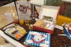 Makanan Jepang, Menu Baru dalam Penerbangan Garuda Indonesia