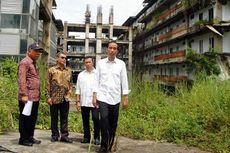 Ingin Lanjutkan Hambalang, Jokowi Minta Kaji Aspek Teknis dan Hukum