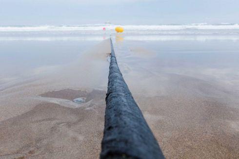 PLN Bangun Kabel Laut ke Pulau Terpencil di Lombok Barat