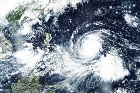 Topan Goni Terpa Filipina, 1 Juta Orang Diungsikan, Termasuk Pasien Covid-19