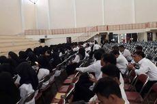 Tes Seleksi CPNS BKN di Titik Bale Kota Tasikmalaya Bermasalah
