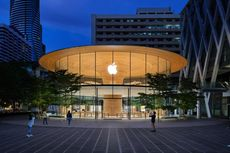 Apple Central World, Toko Ritel Apple di Bangkok yang Berdesain Unik