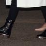 Melania Trump, Kembali Tampil Kasual dengan Sepatu Bot Dior