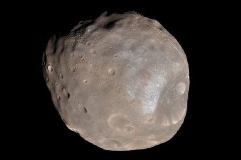 Video Ini Suguhkan Pemandangan Terbitnya Bulan Mars