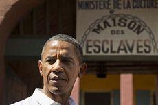 Obama Menangis Saat Nonton