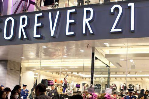 Forever 21 Mengajukan Status Bangkrut