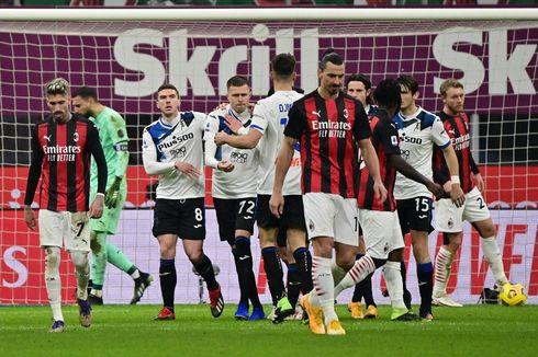 AC Milan Vs Atalanta, Digdaya Sang Dewi atas Rossoneri
