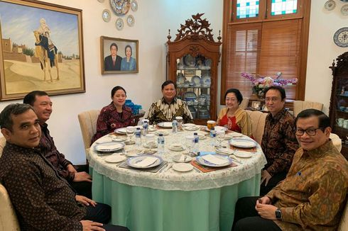 Membaca Peta Politik dari Pertemuan Megawati-Prabowo dan Manuver Koalisi Jokowi...
