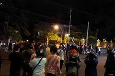 Demo Tolak Omnibus Law di Yogyakarta Diwarnai Kericuhan