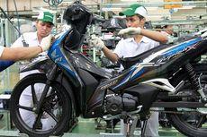 Target Penjualan Motor 2021 Hanya 4 Juta Unit