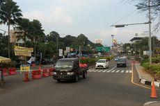 Selepas Ganjil Genap, Polisi Terapkan One Way di Puncak Bogor