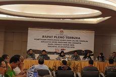 PDI-P, Gerindra, dan PKS Masih Kuasai DPRD DKI Jakarta 2019-2024