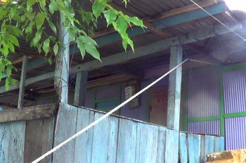 Antisipasi Angin Monsun Asia, Warga Ikat Rumah pada Pohon