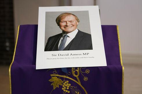 Inggris Nyatakan Penusukan David Amess sebagai Insiden Teroris