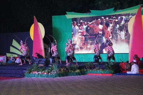 4.000 Peserta Ramaikan Festival Pranata Adat dan Budaya di Situbondo