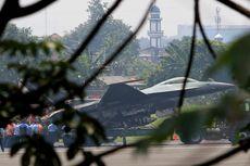 Antisipasi Kecelakaan, Pesawat F-16 Bakal Dipasangi Parasut