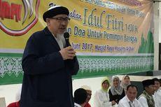 Doa Kakak Angkat untuk Ulang Tahun Ahok dari Masjid Raya Jakarta