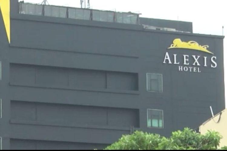 Hotel Alexis di Jalan RE Martadinata, Pademangan, Jakarta Utara.