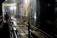 Pandemi Covid-19 Berdampak pada Pengerjaan Konstruksi MRT Fase 2
