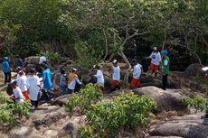 Cegah Nelayan Buang Sampah ke Laut, 100 Tong Sampah Khusus Perahu Dibagikan ke Nelayan
