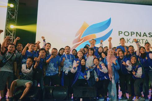 Ungguli DKI dan Jatim, Kontingen Jabar Raih Juara Umum Popnas 2019