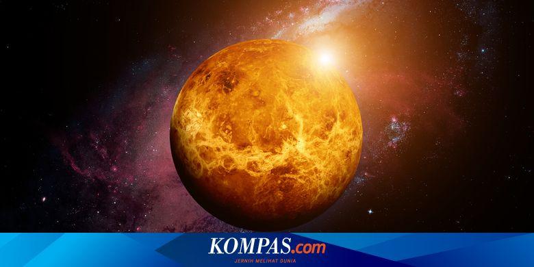 Hari Ini, Saksikan Venus dan Merkurius Tampak Jela
