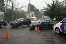 Puncak Bogor Hujan Deras, Wisatawan Diminta Waspada Bencana