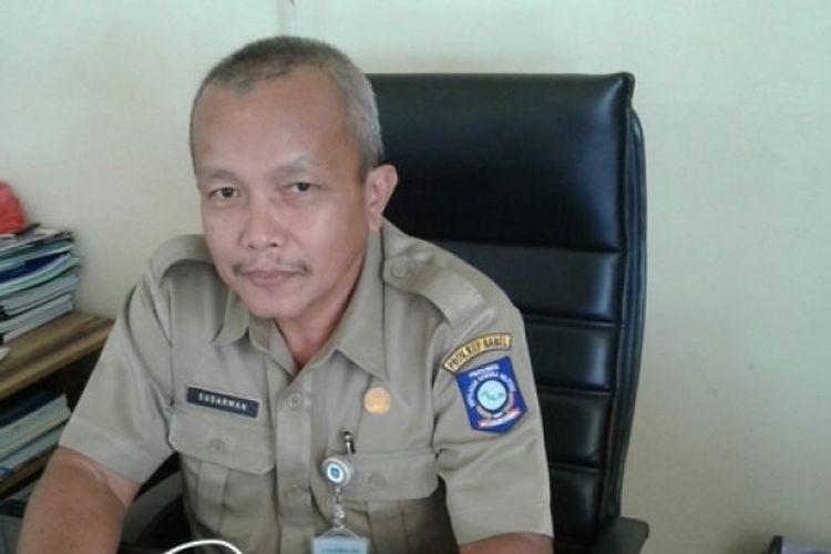 Kepala Diskominfo Provinsi Kepulauan Bangka Belitung Sudarman jabarkan kunci sukses pihaknya bisa raih penghargaan bergengsi tingkat Nasional, Kamis (26/11/2020).