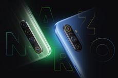Realme Kenalkan Lini Ponsel