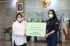 Antis Berikan Bantuan 1 Juta Hand Sanitizer untuk Masyarakat Terdampak Bencana di NTT