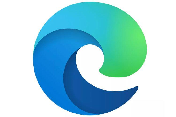 Logo baru Microsoft Edge