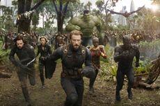 Ternyata Hanya Ada 4 Anggota Avengers dari 20 Lebih Pahlawan Super yang Muncul dalam Infinity War