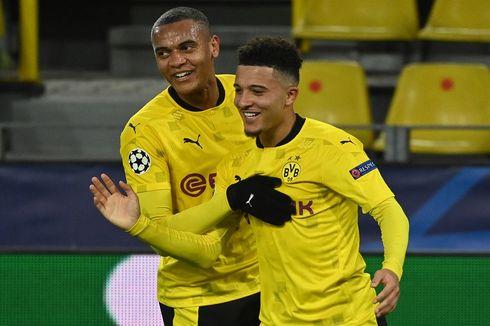Jadon Sancho ke Man United, Ini 7 Penjualan Termahal Borussia Dortmund