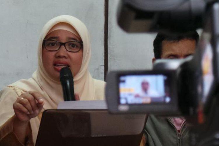 Sekretaris Jenderal Federasi Serikat Guru Indonesia (FSGI) Retno Listyarti.