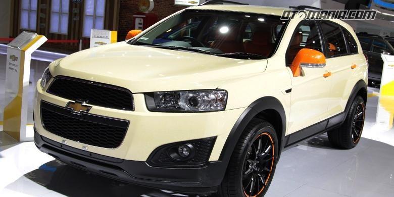 Diskon besar Chevrolet