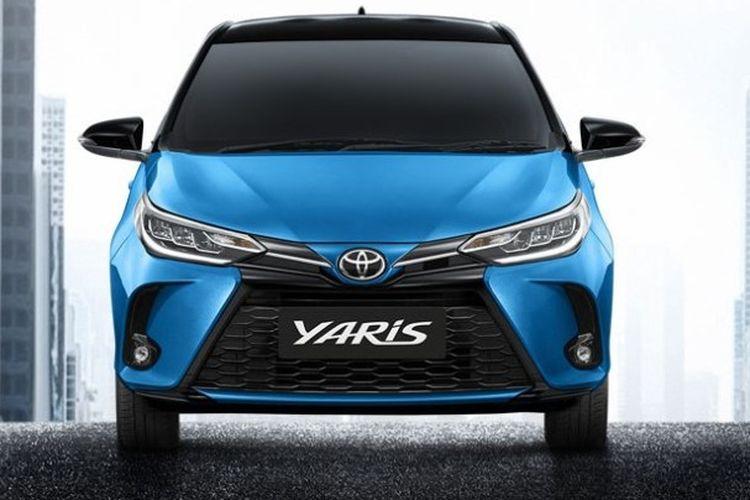 Toyota Yaris terbaru siap meluncur di Indonesia pada 8 September 2020.