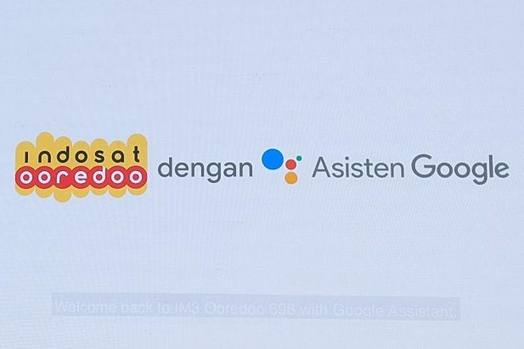 Peluncuran Indosat Ooredoo dengan Asisten Google.