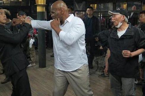 Aktor Laga Hongkong Puji Mike Tyson