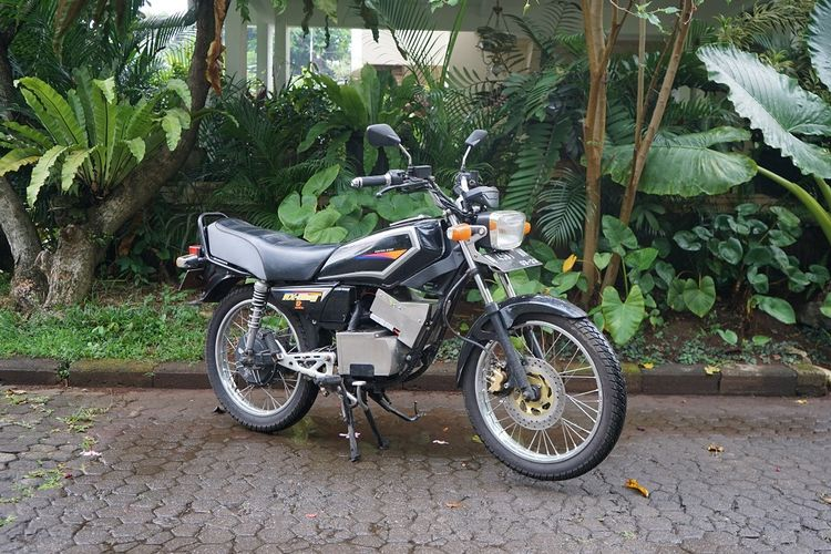 Yamaha RX-King listrik